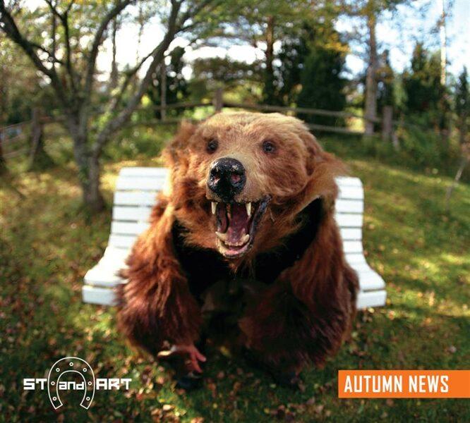 """Music disc """"Autumn news"""" - STandART"""