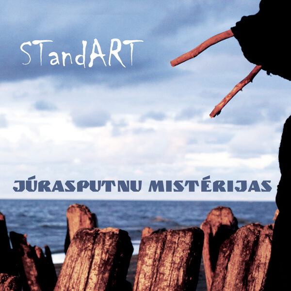 "Music disc ""Mysteries of the Seabirds"" - STandART"