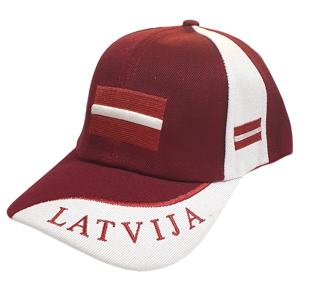 """Кепка """"Латвия"""""""