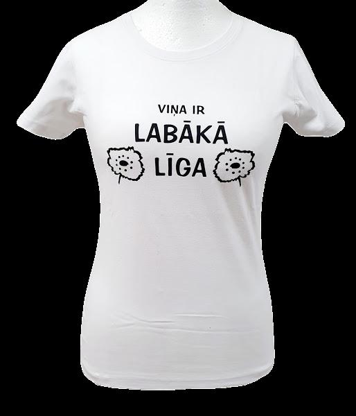 """t-krekls  """"Labākā Līga"""""""