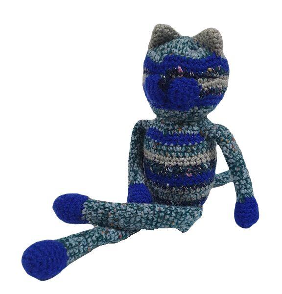 "Toy ""Sleeping Cat"" Nr.16"