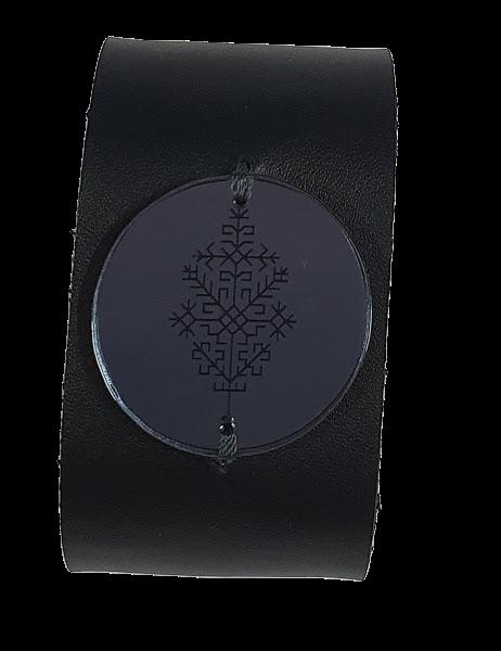 Кожаный браслет KKR31