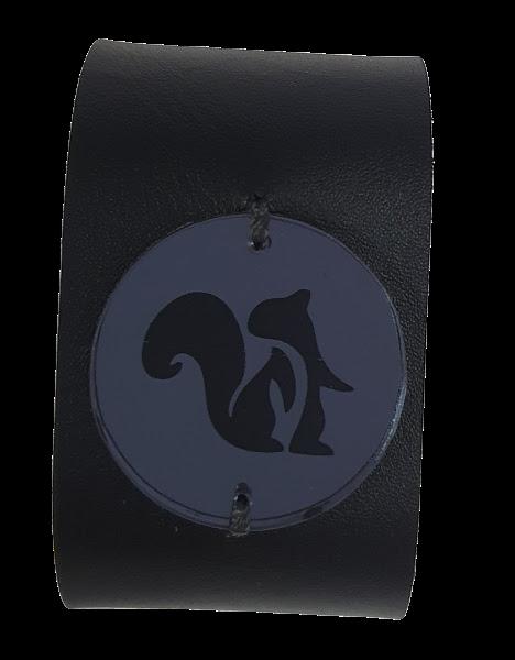 Кожаный браслет KKR27