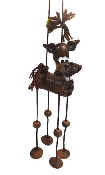 Керамическая маренетка  Лошадь