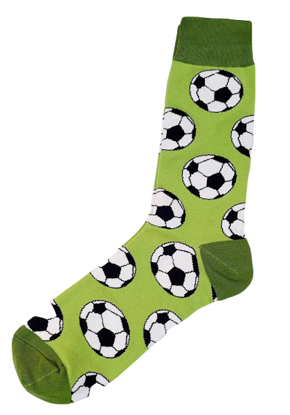 Dizaina zeķes Futbols