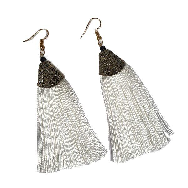 """Fringe earrings """"Ethno""""  BAS4"""