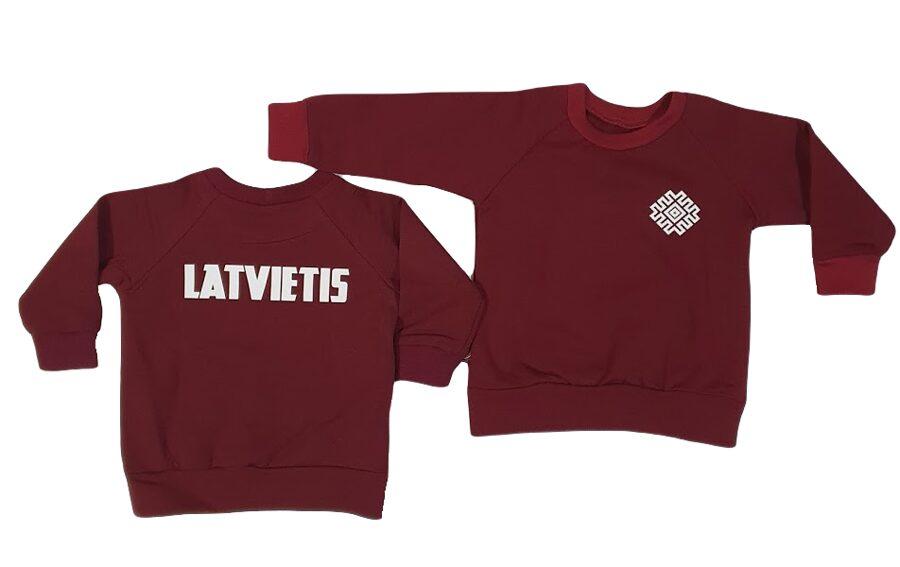 sweater for boys- LATVIETIS