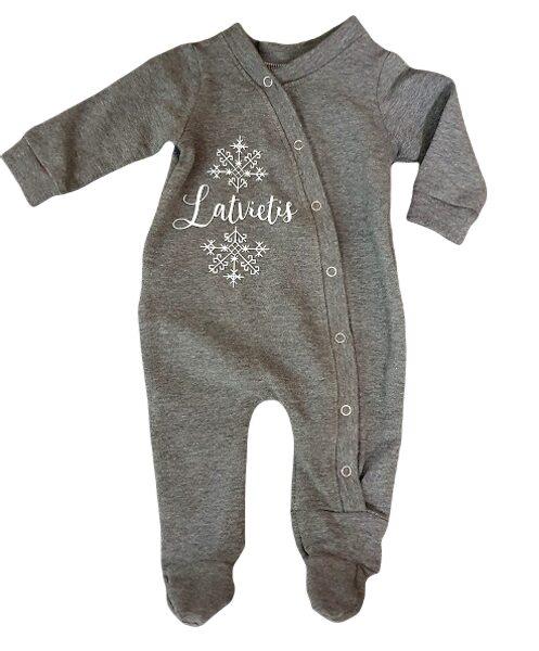 Pajamas LATVIAN for boys