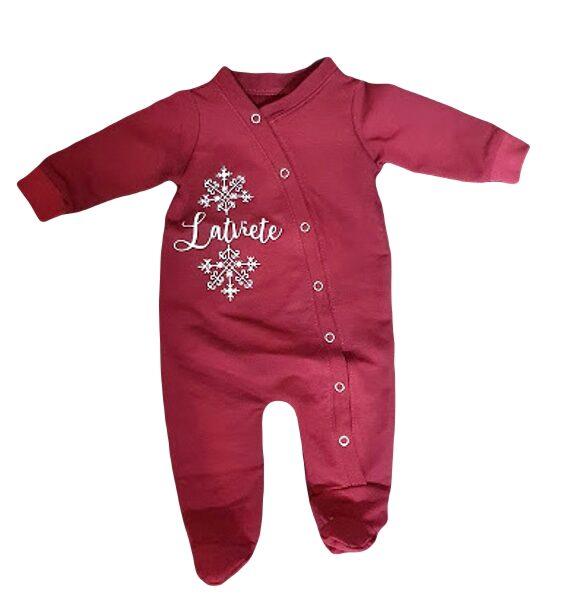 Pajamas LATVIAN for girls